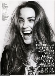 Supermodels.nl Industry News - Yasmin LeBon in 'And They Lived Happily'...