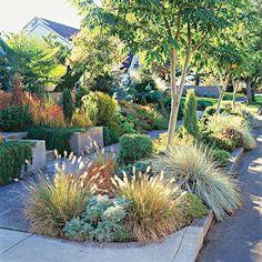 ArtofGardening.org: Front Yard Part II - planning & plotting