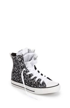 Converse Chuck Taylor® All Star® 'Party' High Top Sneaker (Toddler, Little Kid & Big Kid) available at #Nordstrom