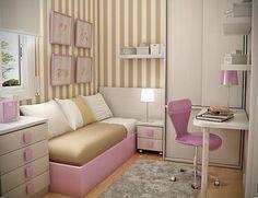 simple teen bedroom design ideas