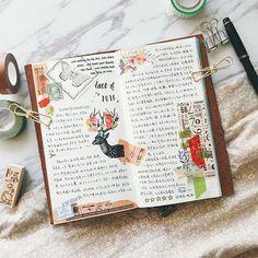 喜欢上花花草草,把它们放进手帐,配上夏米的印章,仓敷随便拉都很好看,好像要变话唠了。 #midori#midoritravelersnotebook#travelersnote#travelersnotebook#weeklyplanner#planner#diary#photooftheday#lifestyle#手帳#文房具#紙膠帶