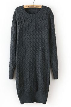 Classic retro twist weave sweater (5 colors) Sweaters CLOTHING Voguec Shop
