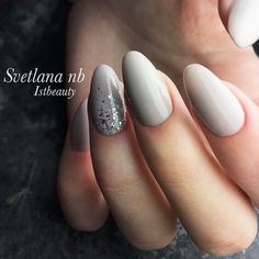 Foil Nail Designs for White Nails Picture 2