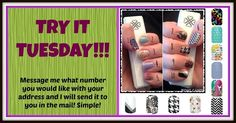 If you've been wondering what all this fuss is about Jamberry nails then contact me today!