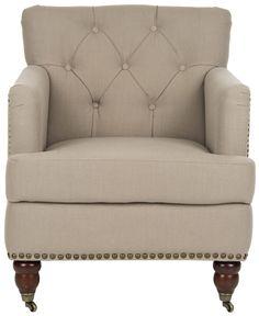 Colin Tufted Club Chair | Wayfair