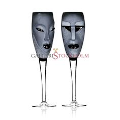Drink Champagne in style with Kubik and Electra. Crystal Design, Glass Blocks, Shot Glasses, Champagne, Objects, Packing, Crystals, Tableware, Dining Room
