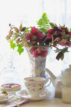 My Cozy Corner: ♥My Favorite Tea Cup♥