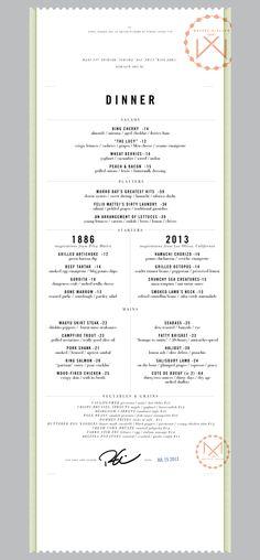 Menu Design Ideas restaurant menu design 10 Menu Design Hacks Restaurants Use To Make You Order More