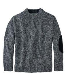 Men's Rothrock Wool Crewneck Sweater