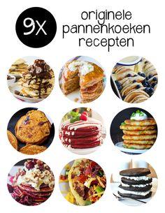 Op zoek naar originele pannenkoeken recepten voor Nationale Pannenkoekendag? We vonden ze voor je!