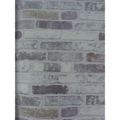 Brick Wallpaper available from Wallpaper Brokers Melbourne