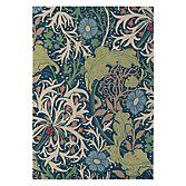 Buy Morris & Co Seaweed Indigo Rug from our Rugs range at John Lewis. Free Delivery on orders over £50.
