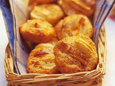 Omenaiset pikapullat - Reseptit