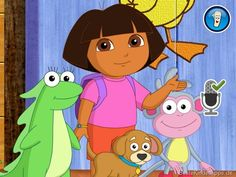 Dora Appisode Puppy Kindergartenkinder Apps (1)