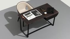 FRED desk by Roberto Lazzeroni.