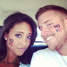 Follow my blog allthingsross108.blogspot.com for a glimpse into the lives of a Professional athlete and his wife! xo Robbie Ross Brittany Ross