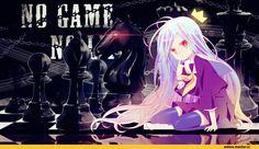No game No life Shiro