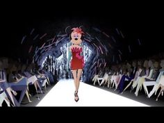 "Barney's New York &  Disney goes High-Fashion with ""Electric Holiday"" - ""Watch as Minnie embarks on a fantastical fashion adventure in Paris, where she walks the runway in Lanvin and rubs elbows with fashion-world figures like Linda Evangelista, Daphne Guinness, Naomi Campbell, Lady Gaga and many more."" (Trendland)"