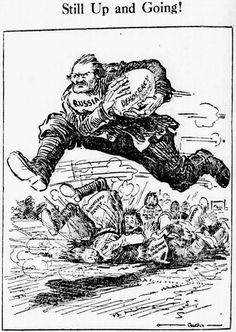 WWI, 23 Sept 1917, US cartoon. - Russia in Revolution (@revoltingrussia) | Twitter