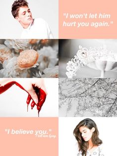 Cal to Mare OTP besides MAre X Maven of course | The Red Queen