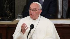 """Climate change has been a key focus of Pope Francis' visit to the United States. During his address to Congress on Thursday, the pope said, """"Now is the time for courageous actions and strategies, aimed at implementing a culture of care and an integrated approach to combating poverty, restoring dignity to the excluded, and at the same time protecting nature."""" We speak to Kumi Naidoo, executive director of Greenpeace International."""