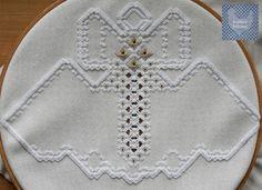 Embroiderer Bresse: Hardanger