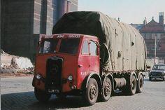 Liverpool Docks, Old Lorries, James Arthur, Road Transport, Busse, Commercial Vehicle, Classic Trucks, Old Trucks, Heavy Equipment