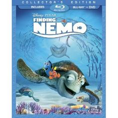 Finding Nemo (Three-Disc Collector's Edition: Blu-ray/DVD in Blu-ray Packaging) (Walt Disney Home Entertainment)