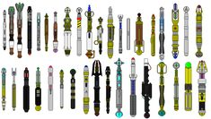Sonic screwdrivers (Now in need of Sonic screws!) by kavinveldar on DeviantArt Sonic screwdrivers (Now in need of Sonic screws!) by kavinveldar on DeviantArt