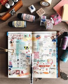 January flew right just by! Currently in Tokyo freezing my fingers off and not able to do any journaling, but I have a long list of stationery shops to visit! Wish me luck!