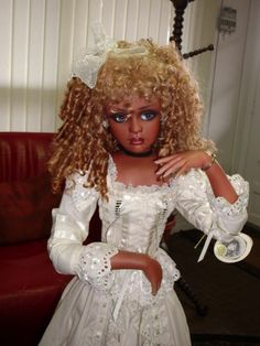 Jan Mclean Original Doll Calypso