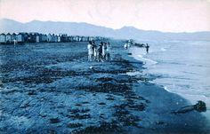 Playa de Castelló a principios del S. XX
