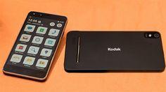 Kodak выпустили первый смартфон - Kodak IM5