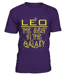 # LEO THE BEST IN THE GALAXY .  LEO THE BEST IN THE GALAXY  A GIFT FOR THE SPECIAL PERSON  It's a unique tshirt, with a special name!   HOW TO ORDER:  1. Select the style and color you want:  2. Click Reserve it now  3. Select size and quantity  4. Enter shipping and billing information  5. Done! Simple as that!  TIPS: Buy 2 or more to save shipping cost!   This is printable if you purchase only one piece. so dont worry, you will get yours.   Guaranteed safe and secure checkout via:  Paypal…