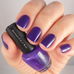 OPI Nordic Collection - Do You Have this Color in Stock-holm? Swatch