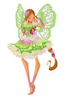 Flora, Butterflyix