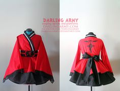 Just fell in love with this site- Darling Army
