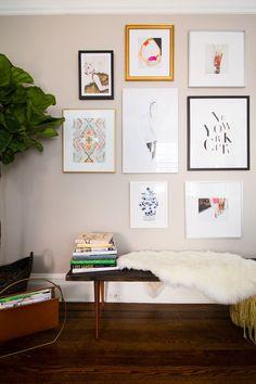 Mixed Media - A New York City Apartment by Dee Murphy - Photos