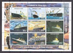 t Stamp Collecting, My Stamp, Titanic, Trains, Boats, Stamps, Aircraft, Ship, Collection