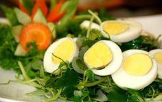 Cách chế biến gỏi càng cua trộn trứng