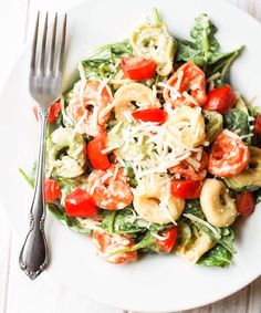 6 Delicious Salad Recipies #Food #Drink #Trusper #Tip