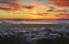 Berkeley California.