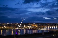Peace Bridge - Derry-Londonderry