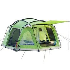 Skandika Copenhagen 8 - Tienda de c&aña unisex color verde Skandika //  sc 1 st  Pinterest & Vango Nadina 600 Family Tent | Camping | Pinterest | Tents