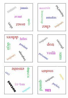 dobble des mots outils - Recherche Google