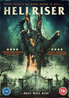 'When there's no more room in Hell… Hell will rise' Hellriser is a 2017 British horror film written and directed bySteve Lawson (KillerSaurus; Survival Instinct). The Creat…