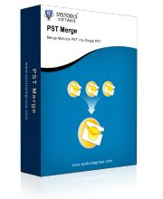 Fulfilling the purpose to merge multiple PST files in Outlook together with software to merge multiple PST files together into one PST file.