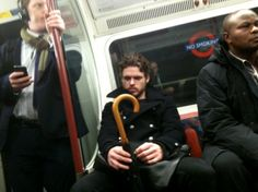 King in the Northern Line.
