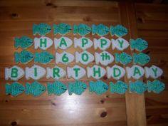 birthday fish cookies