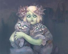 Haunted by Jenny Fontana